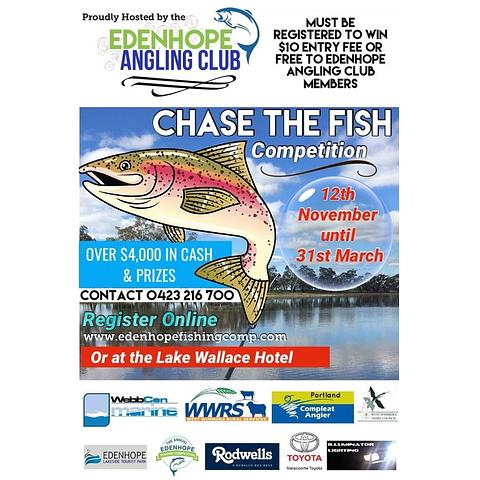 Chase The Fish Registration